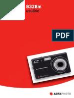 AgfaPhotoOPTIMA 8328m Manual de Usuario