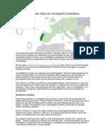 Portugal Visto Pelos Olhos de Investigadora Australiana