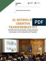 3.Primer Seminario Internacional El Sistema de Creditos Transferibles