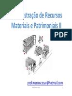 z Apres Adm Materiais Patrimoniais II
