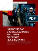 Bridge the Gap Cultural Exchange Report [Final][1]