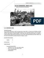 USMC Army List 1.1