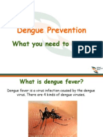 Guidelines Prevention of Mosquito Breeding