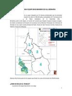 Informe Trabajo Equipo Base Misionero de Villa Bernarda 1