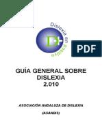Guia General Sobre Dislexia