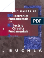 La Experiments in Electronics Fundamentals and Electric Circuits Fundamentals to Accompany Floyd, Electronics Fundamentals and Electric Circuit Fundamen