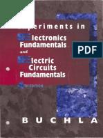 La Experiments in Electronics Fundamentals and Electric Circuits Fundamentals to Accompany Floyd, Electronics Fundamentals and Electric Circuit Fundamen