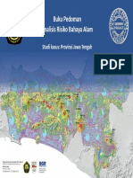 Guidebook for Assessing the Risks to Natural Hazards Case Study