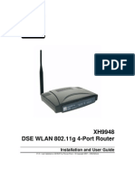 XH9948 Manual