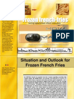 Potato Frozen French Fries