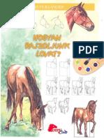 Milja Holländer - Hogyan rajzoljunk lovat