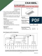 CXA1695L.pdf