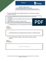 MIV - U2 - Actividad 2. Energías cinética, potencial y Ley de la conservación de la energía Alumno 1
