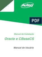 Manual de Instalação Oracle e CBase