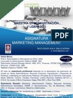 1. Marketing Management