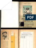 Kaplan Peleamos Contra La Injusticia 1960