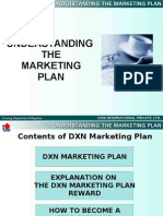 Understanding The Marketing Plan