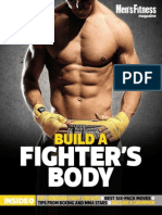 Men's Fitness Build a Fighter Body