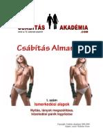 Csábítás almanach 2009-01 január