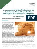 Bizzarro - La Idea Mesianica en Qumran