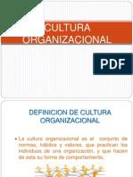 CULTURA Organizacional Diapositivas (1)