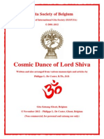 Cosmic Dance of the Lord Shiva