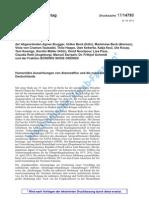 BT Drs. 1714793 - Humanitäre Auswirkungen von Atomwaffen