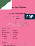 Purpura Henoch-Schönlein - presentasi