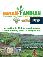 Bayan Anihan Harvest Photos