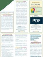 BrightBrains Services Brochure
