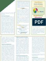 BrightFutures Brochure