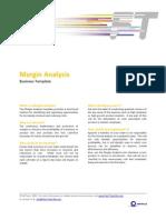 FTM Business Template - Margin Analysis