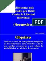 Galeria de Delincuentes Mas Buscados Peru