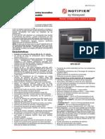 Datasheet - Panel de Control NSF2-320 EC