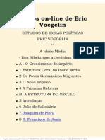 Eric Voegelin - Estudos de Idéias Políticas
