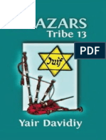 KHAZARS 13TH TRIBE RISE AND FALL AND THE INVENTION OF THE JEWS.pdf