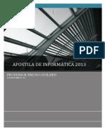 Apostila Informatica 2013