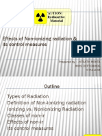 Effects of Non-Ionizing Radiation by Hitarth Mihs-IsTAR