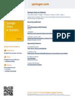 Springer Series on Statistics