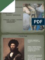 05b.renasterea Tarzie Si Manierismul (20 Nov)