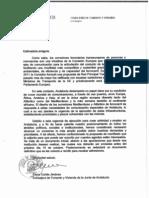 Carta EC Corredores