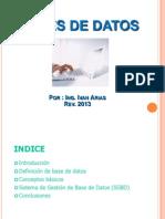Bases de Datos para dummies