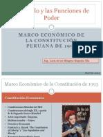 Marco Económico de la Constitución de 1993