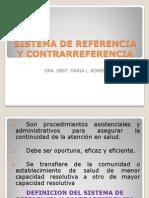 1sistema de Referencia y Contrarreferencia