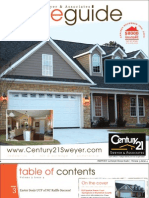 Century 21 Sweyer & Associates Home Guide Volume 3, Issue 4