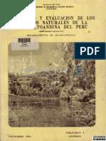 Alto Andina Huancavelica Vol 1