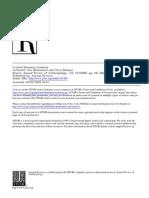DISCURSO Critical Discourse Analysis