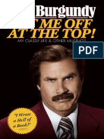 Let Me Off at the Top! by Ron Burgundy - Excerpt