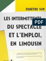 Les intermittents du spectacle et l'emploi en Limousin
