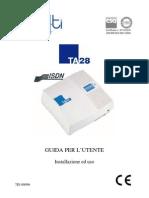 Essetti manuale TA28